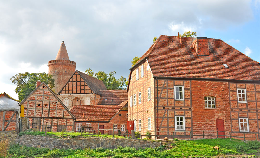 Höhenburg Stargard