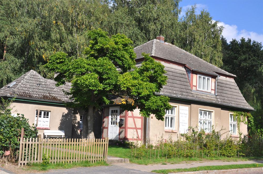 Marie Hager Haus