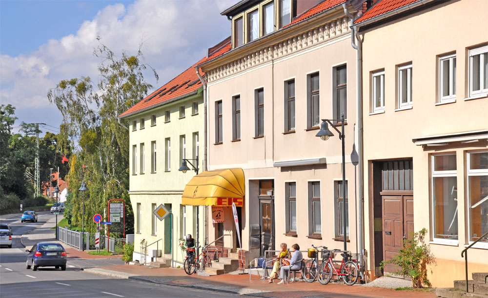 Restaurants in Burg Stargard