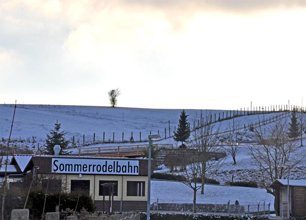 Sommerrodelbahn Burg Stargard