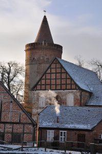 Romantische Burgenweihnacht
